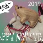 『2019年!おめでとうございます!』の画像