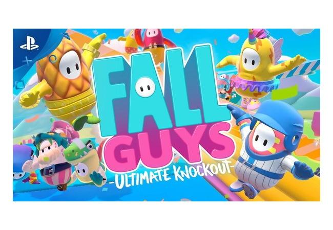 【無料】PSPlusのフリープレイ『Fall Guys』は今日までなので注意!!ダウンロードしてない人は急いで