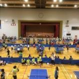『 平成29年度石巻川開き祭り卓球大会 結果 【 仙台ジュニア 】』の画像