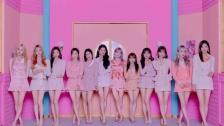 IZ*ONE、日本1stアルバム「Twelve」楽曲クレジット公開