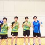 『第54回 仙台市民 総合体育大会 卓球大会』の画像