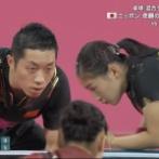 中国メディア「伊藤美誠と水谷隼はコ口ナルール違反をして台を手で触りボールに息を吹きかけた卑怯者」