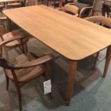 『【2019・飛騨の家具セール】飛騨産業・オーダーテーブル侭』の画像