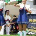 第67回湘南ひらつか七夕まつり2017 その38(神奈川県警察音楽隊/カラーガード隊)