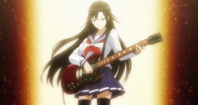 【そにアニ】第4話 感想…軽音部代々譲り受けたギターがそに子で終了wwwwww