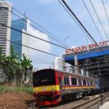 『ジャカルタ入門者の方へ(BNI CITY駅は正式駅名に昇格なのか?)』の画像