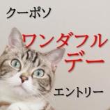 『【2020年11月ワンダフルデー】エントリー&クーポンまとめ!楽天市場でお得に購入』の画像