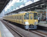 『この夏に検査出場した西武鉄道の2000系2063編成と6000系第14編成の変化振りを観察』の画像