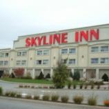 『カナダ ナイアガラ旅行記3 滝に近いホテル、スカイライン・イン(「SKYLINE INN)』の画像