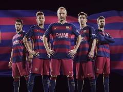 【画像】バルセロナが来季のユニが116年のクラブ史で初のボーダー柄を採用していて話題に!