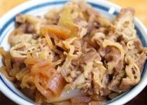 ニンニクの芽牛丼美味しすぎてなんだこれ!?って