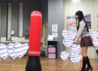 【NMB48】白間美瑠の蹴りwww