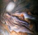 木星の最新画像、恐すぎる
