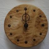 『木の個性が時計になった!』の画像