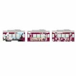 『阪急電鉄 神戸線・宝塚線・京都線に観光スポットなどをデザインしたラッピング列車を運行中』の画像