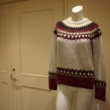 『KEITA MARUYAMA(ケイタマルヤマ)ノルディックセーター』の画像