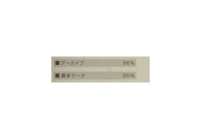 【ニーア オートマタ】アーカイブ100%集め終わったwwww
