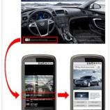 『Googleゴーグルで「写真の続きはウェブで」広告【湯川】』の画像