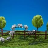 『はんだ付けアート コンテスト応募作品「羊たち〜眠れない夜のために〜」』の画像