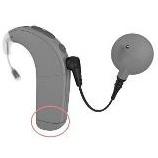『補聴器メーカー【フォナック】ロジャー受信機(人工内耳一体型)新製品登場!』の画像