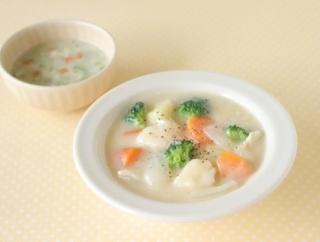ルウいらず!【バター×味噌×豆乳】でほっこりシチューレシピ