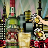 『【数量限定】気取らず、楽しく、仲間と飲もう!「ジェムソン」の日本限定ボトル第2弾「ジェムソン 東京 リミテッド」』の画像