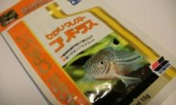 小型魚の餌ってどれぐらいの頻度でやってる?