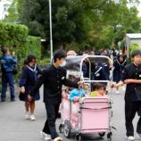 『和歌山県広川町に学ぶ津波防災の伝承(その2)「児童園児津波避難訓練」』の画像