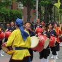 2018年横浜開港記念みなと祭国際仮装行列第66回ザよこはまパレード その19(琉球國祭り太鼓)