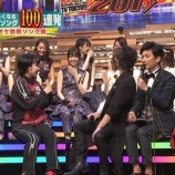 『平野美宇が乃木坂好きを宣言した時のAKBと乃木坂メンバー表情の差が凄いと話題にwwwww』の画像