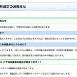 『戸田市粗大ごみ処理手数料200円は8月31日申込み受付分まで 9月1日から400円になります』の画像