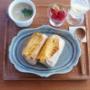 【高級食パン専門店】地元で大人気のつばめパンテイクアウト!で贅沢ランチタイム~♪
