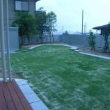 『ひろ~い芝生のお庭』の画像