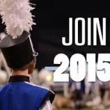 『【DCI】2015年ブルーデビルズ『オーディション』告知動画まとめです!』の画像