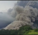 中米、グアテマラの火山が噴火。7人死亡