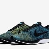 『3/10   Nike Flyknit Racer 526628-405』の画像