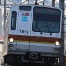 東京メトロ。