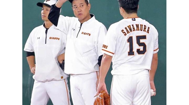 巨人・ビヤヌエバら8選手が2軍へ…菅野は8日に1軍合流と宮本コーチ