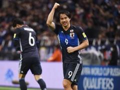 【 速報動画 】日本代表、追加点!岡崎慎司がゴール!代表通算50点目!2-0!