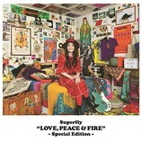 『CD Review:Superfly「LOVE,PEACE & FIRE -Special Edition-」』の画像