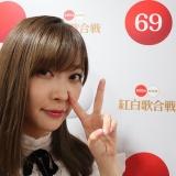 NHK紅白歌合戦の指原莉乃の写真をツイートした石原さんのハッシュタグ…