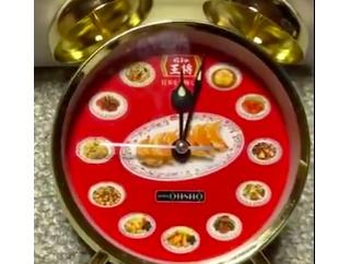 【再生注意】餃子の王将で貰える目覚まし時計の中毒性がヤバ過ぎて話題にwwwwwwww