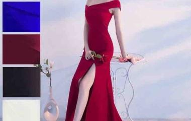 『服装はアピール効果があり、一度お会いした女性が素敵なドレスを身にまとっているとその良い印象がずーと頭に残ります』の画像