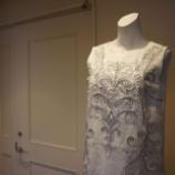 『DUAL VIEW(デュアルヴュー)スパンコール&コード刺繍ワンピース』の画像