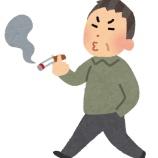『【悲報】ヤニカスさん、案の定タバコのポイ捨てを開始wwwwwwwwwww』の画像