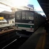 『懐かしい埼京線電車に遭遇しました!』の画像
