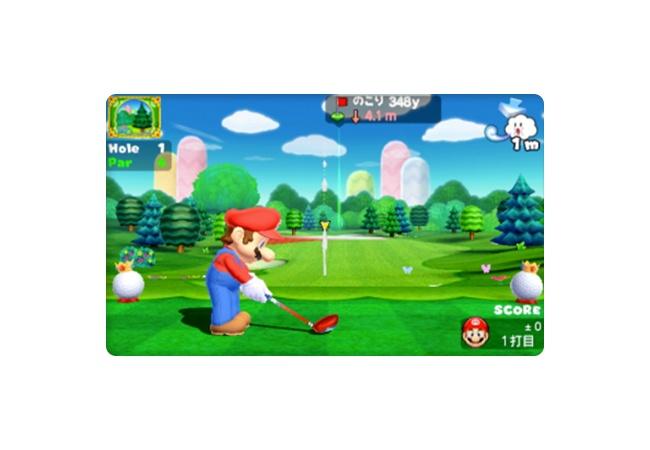 マリオシリーズ、今年はいよいよゴルフを出すしかなくなる