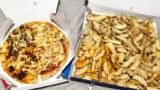 【3kgポテト】ドミノ・ピザ届いたwww(※画像あり)