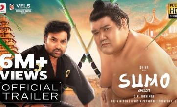 【衝撃】インドに流れ着いた相撲取りを寿司で餌付けして飼い慣らす謎のインド映画wwww