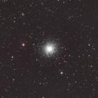 『ヘルクレス座の球状星団(M13)』の画像